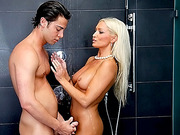 Showering with a MILF