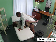 Fraud doctor banged her horny patient