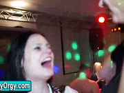 Cock sucking party amateurs