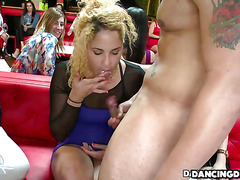 Wonderful Ladies are ready to get some cock in their mouth