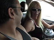 Prowling Cougar Karen Fisher Demands Dick Satisfaction!