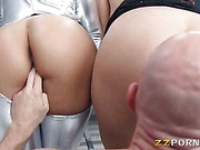 Phoenix Marie and Alison Tyler threesome